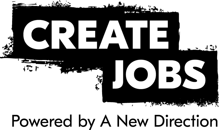 Create Jobs by A New Direction