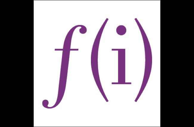 f(i) logo